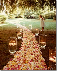 DIY Wedding Flower Petals