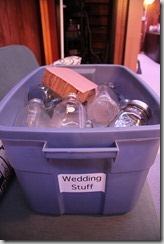 Organizing Wedding Items 76