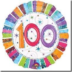 100birthdayprismaticballoon