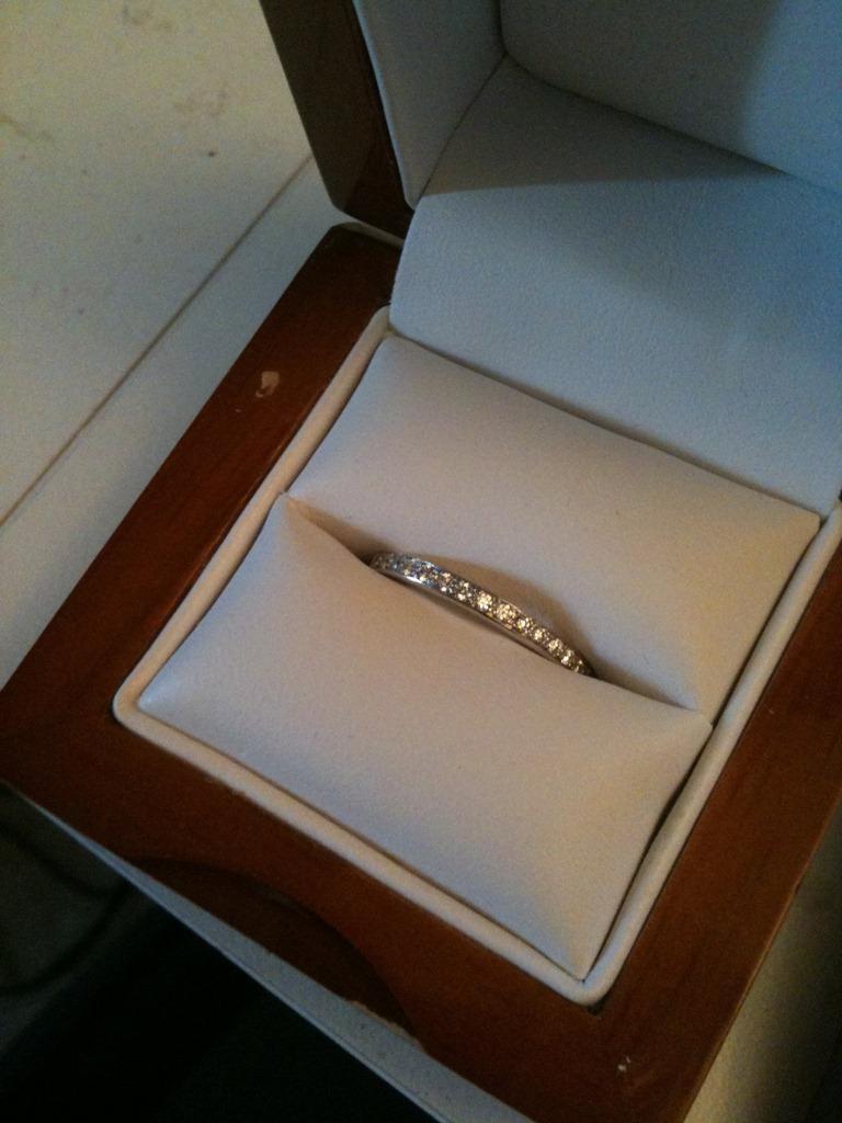 Wedding Band With Sapphire 67 Nice wedding ring supernovabride